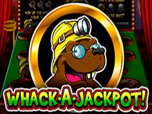 Игровой автомат Whack A Jackpot