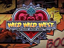 Игровой автомат Wild Wild West: The Great Train Heist