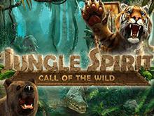 Игровой автомат Jungle Spirit: Call Of The Wild