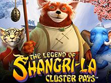 Игровой автомат The Legend Of Shangri-La