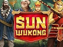 Игровой автомат Sun Wukong